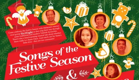 Song of a Festive Season and a Christmas Musical 2012 Penang