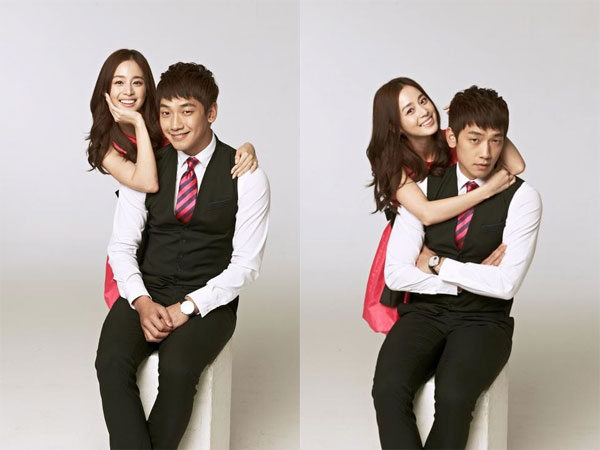 CONFIRMED: Rain dating Kim Tae Hee