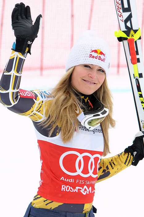 Video: Lindsey Vonn Crash, Airlifted To Hospital After Accident