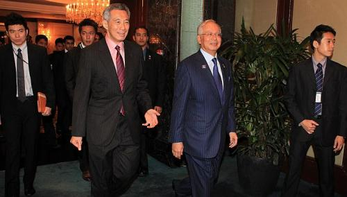 Malaysia & Singapore Agree High Speed Rail Link Deal