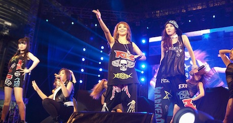 2NE1 FULL videos from Twin Towers @Live 2013 #ttalive (7 videos)