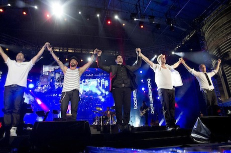 Backstreet Boys at Twin Towers @Live 2013 (10 Videos)