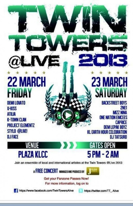 Twin-Towers-Alive-2013-schedule