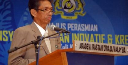 Datuk Shaharuddin Ibrahim was shot dead in Putrajaya