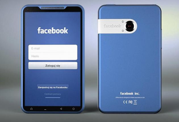 Watch LIVE Facebook Phone Press Event
