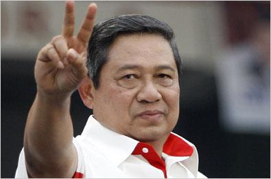 Susilo Bambang Yudhoyono apologizes for the Haze