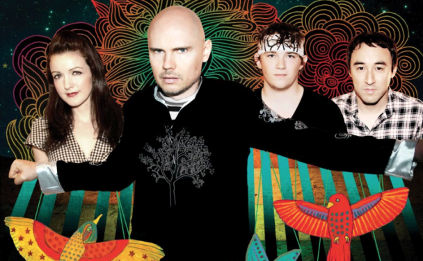 Smashing Pumpkins LIVE in KL @ The Good Vibes Festival 2013