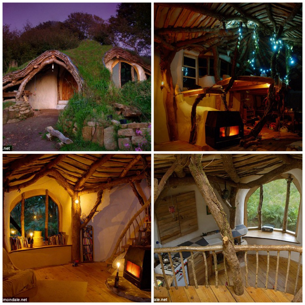 10 Uniquely Shaped Houses from Around the World | Malaysiasaya ...