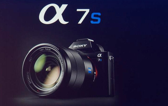 SONY Full Frame A7s Camera – 4k Video