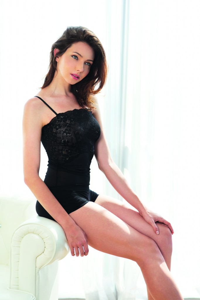 Helena Elegant Camisole_Model