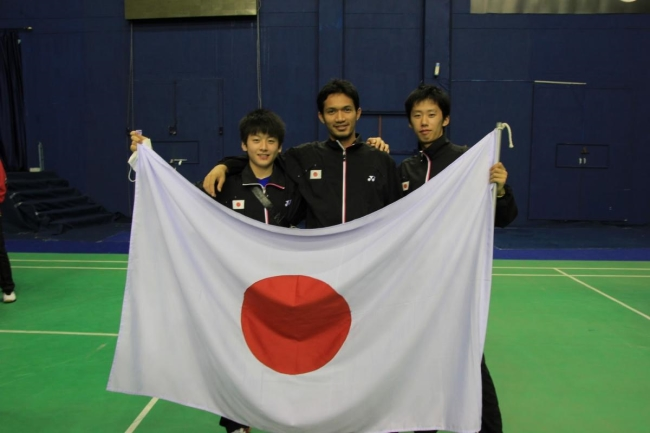 Malaysian was involved in training the Japanese Badminton players