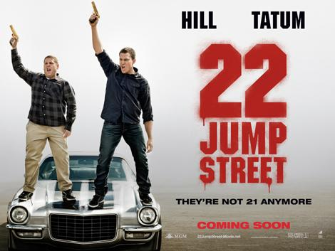 22 Jump Street Official Trailer #1