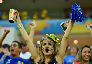Sexy-World-Cup-fans