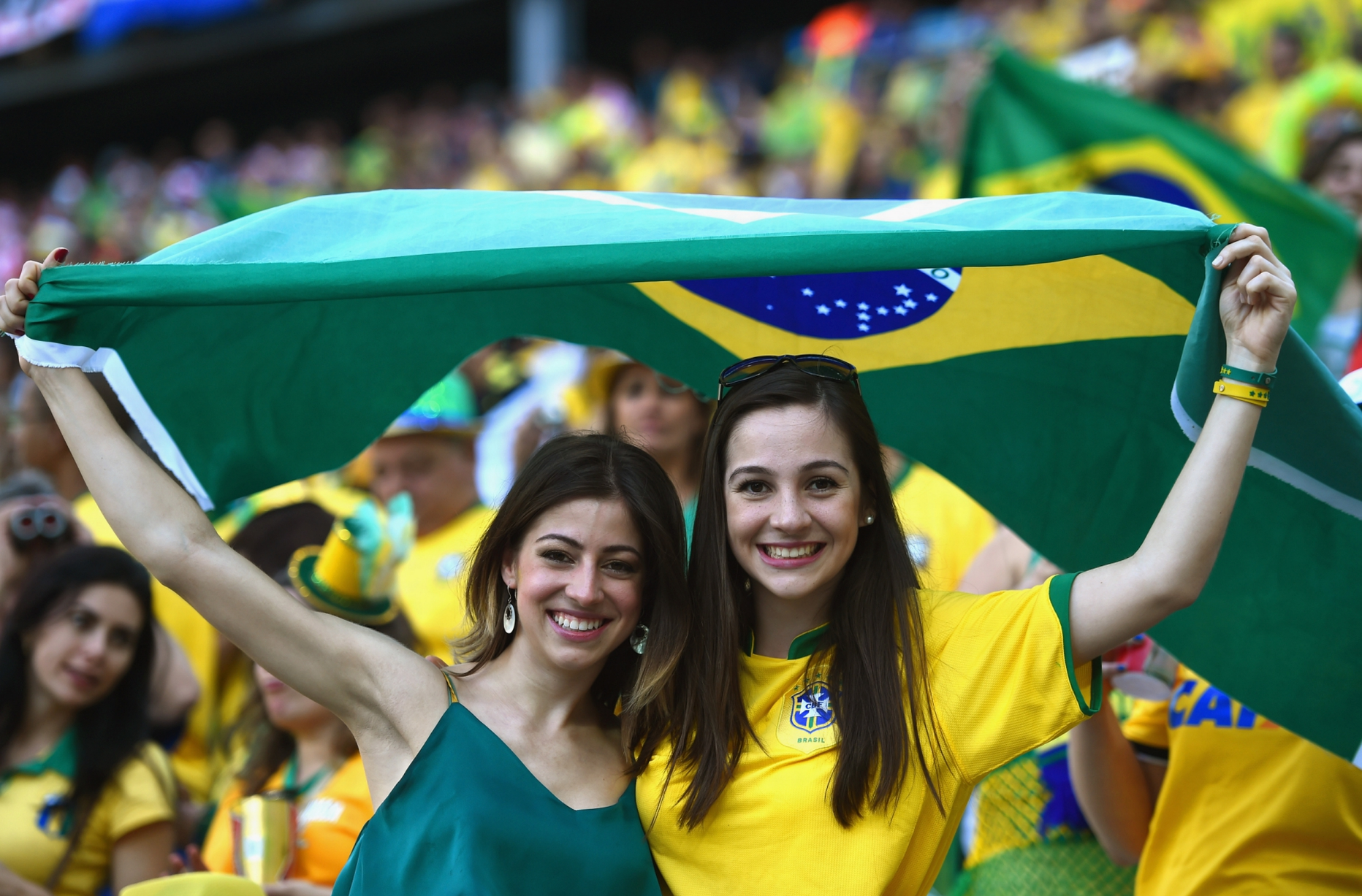 Other Brazil world cup fans