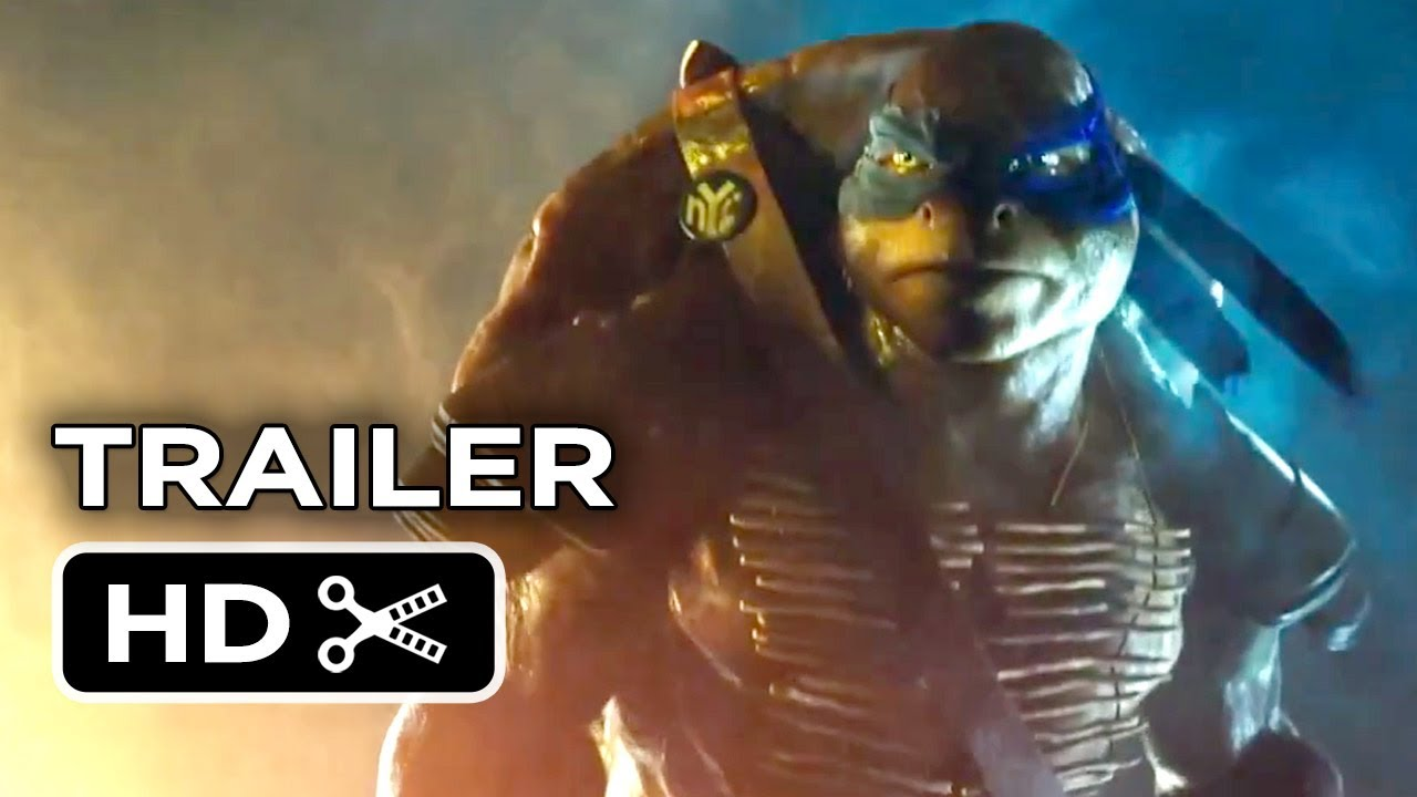 Teenage Mutant Ninja Turtles Official Trailer #1