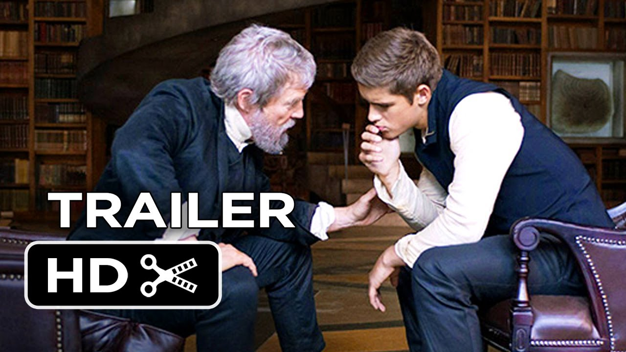 The Giver Official Trailer #1