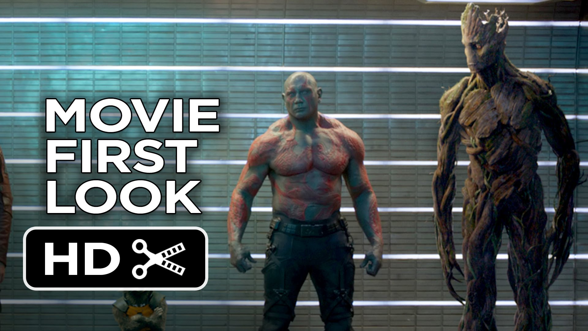 Guardians of the Galaxy Official Trailer #1