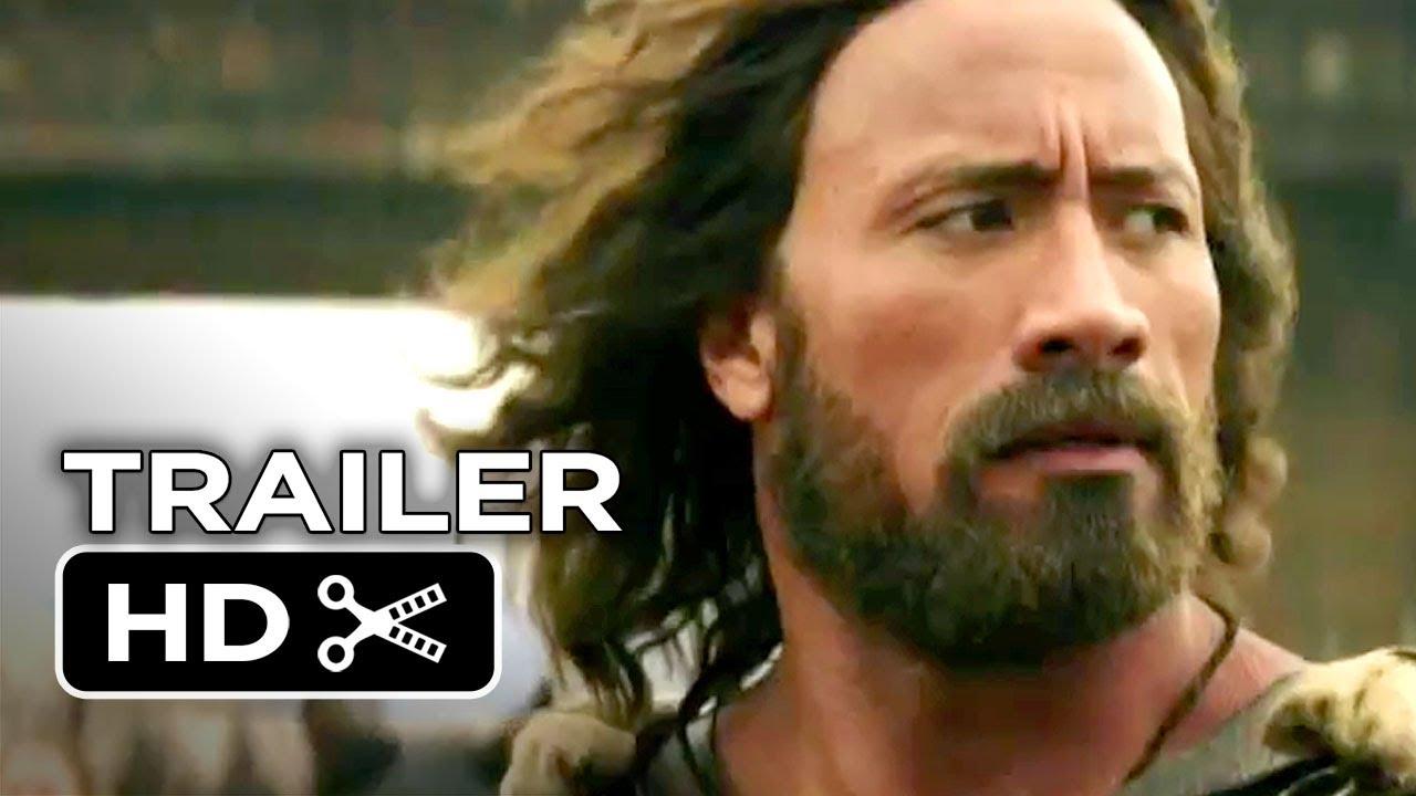 Hercules Official Trailer #1