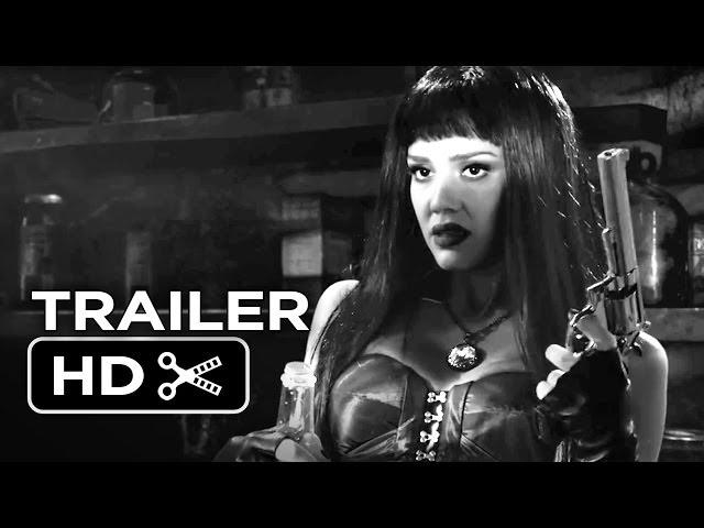 Sin City: A Dame To Kill For Official Trailer #1