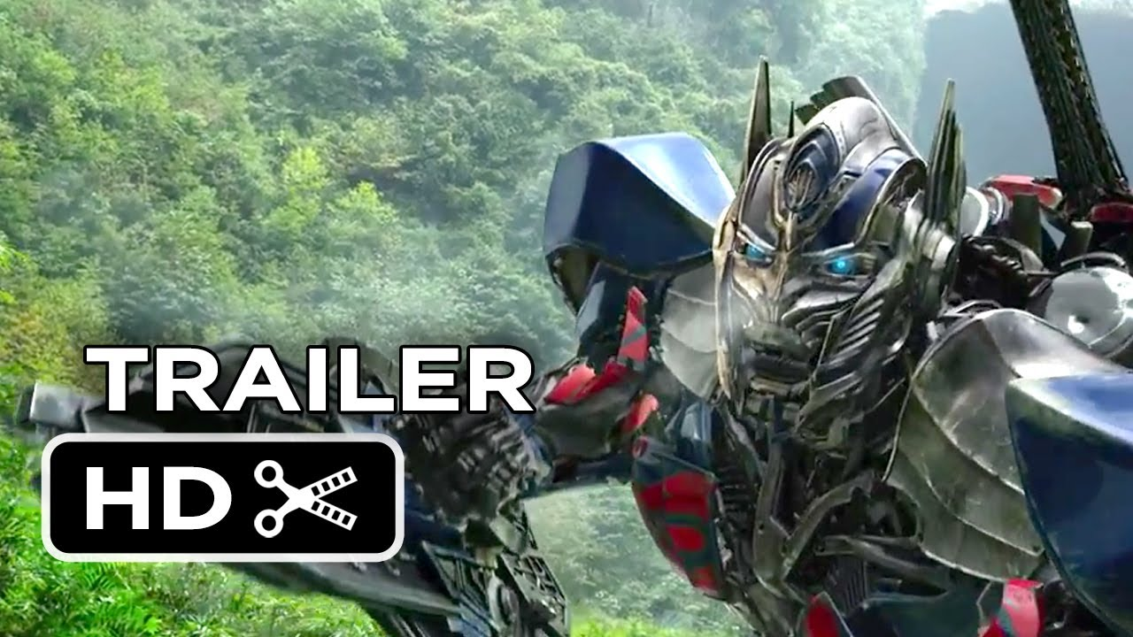 Transformers: Age of Extinction Official Trailer #1