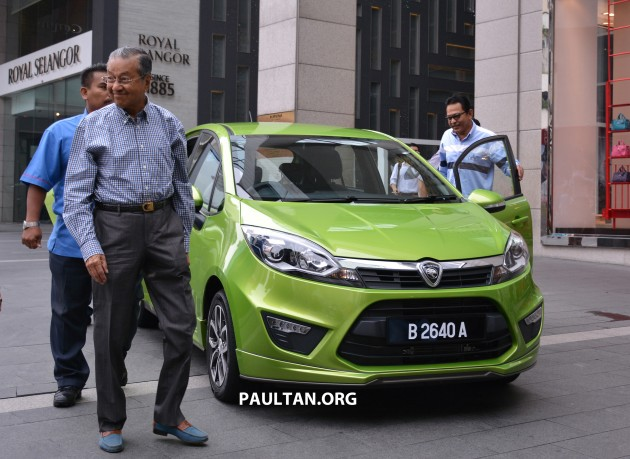 Watch Proton Compact Car Launch –  LIVE