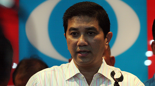 Azmin Ali is the New Selangor MB [Confirmed]