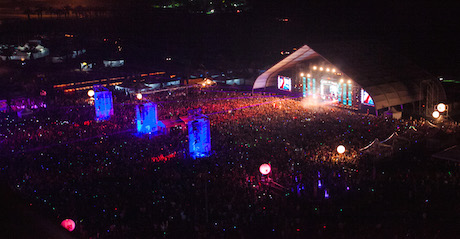 Future Music Festival Asia #FMFA has a New Home – Singapore