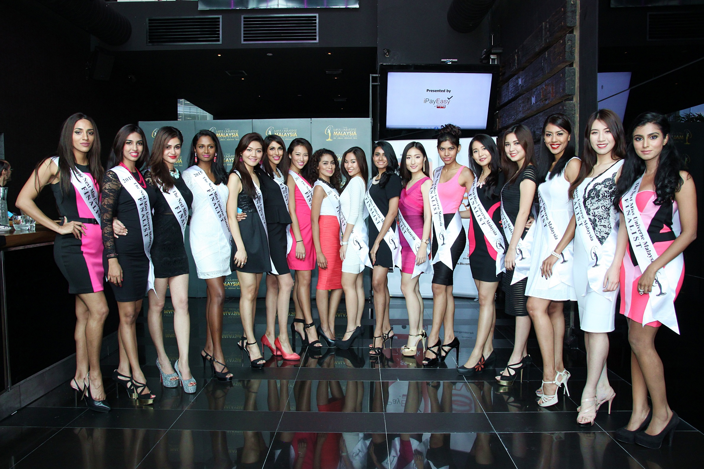 The Next MISS UNIVERSE MALAYSIA 2015 Reality TV Show To Premiere on YouTube & 8TV