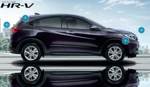 Honday-HR-V-Malaysia 2015