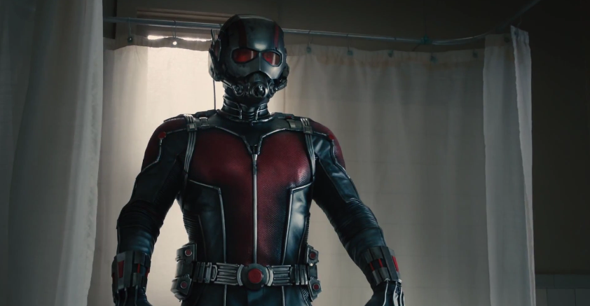 Ant-Man Official Teaser Trailer #1