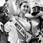 Miss Universe 1965 Apasra Hongsakula