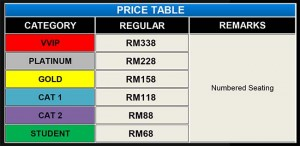 price-table