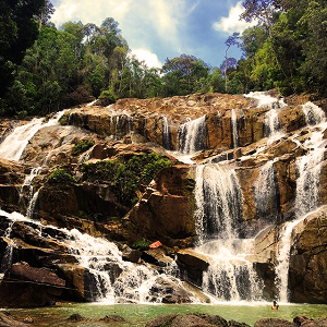 TOP 10 Waterfalls in Pahang