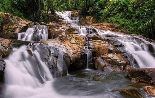 TOP 10 Waterfalls in Kedah