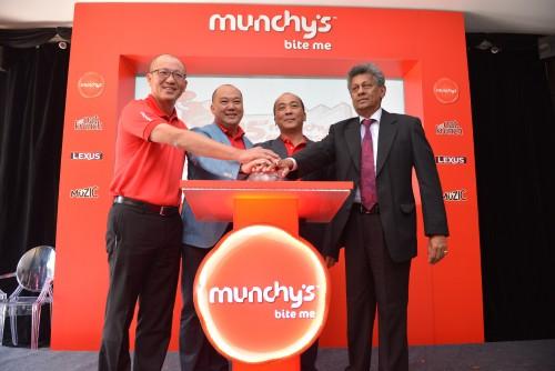 MUNCHY'S Celebrates 25 years of Fun!