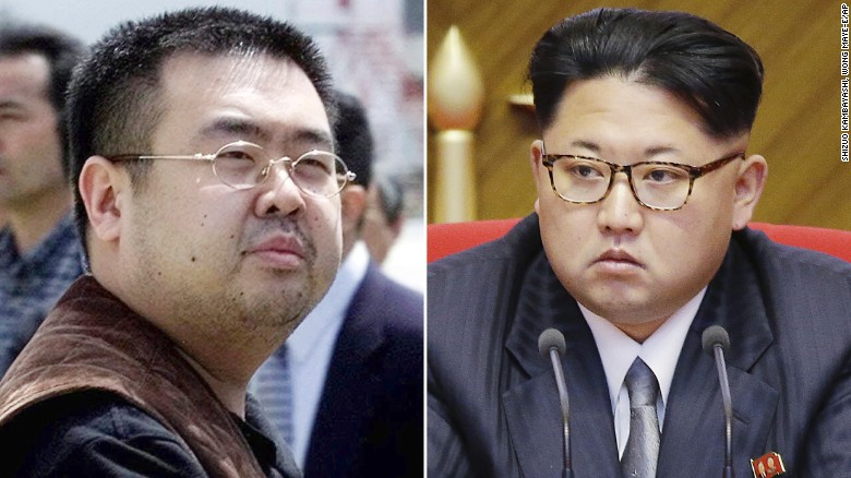 Kim Jong Nam Killed by U.N.-Banned VX Nerve Agent