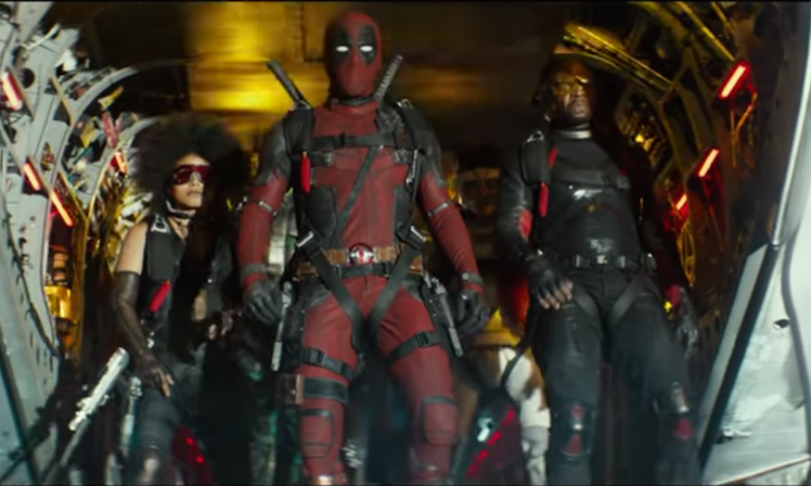 Deadpool Trailer 2 – Video